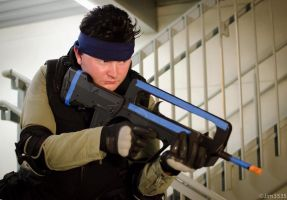 AM2 - Solid Snake 13 by Scarlet-Impaler