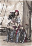 Pirate Girl by Kromespawn