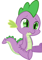 Spike Crying by Hourglass-Vectors