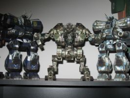 some bad mofo mechs by terrorsound