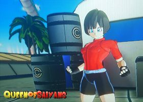 Videl the daughter of Gokule by QueenOfSaiyans