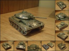 M24 Chaffee by WormWoodTheStar