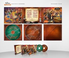 O Teatro Magico - CD Digipack by wilminetto