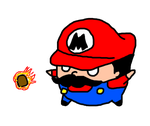 Mario by DrSketch24