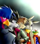 Starfox Group for Sumdude by vixvargas