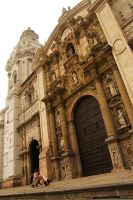 Catedral - Lima, Peru by patycosplay