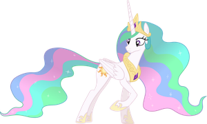 Celestia is Surprised by This Revelation by mattyhex