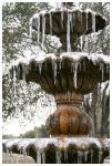 Icy Fountain by shawn529