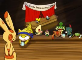 PMD - Guild Appreciation Day by lurils