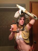 Talim and Tonfa WIP by Weeaboo-Warehouse