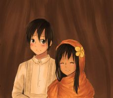 Hetalia - An Old Photo of Us by sigalawin