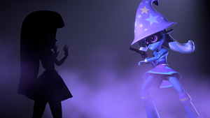 Trixie: The Gun-Slinging Wizard by MistSnare