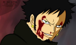 One piece 683 Law by SLN87