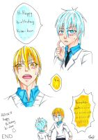 Special Kise Ryouta Birthday 2013 by MikaGx