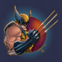Wolverine by AlonsoEspinoza