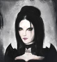 Heike Langhans  from Draconian by Razorbliss101