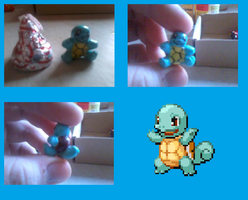 Squirtle Charm by Windicious