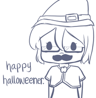 Rushedlolol Happy Halloweener by RoflAndrea
