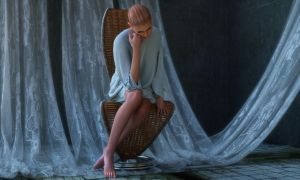 Emotion Bleue by IamZandar