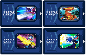 High Res Battle Cards by Mega-X-stream