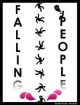 Falling People Poster by Gabirules54