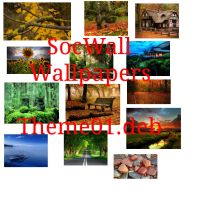 SocWall Wallpapers Theme01 by GrynayS