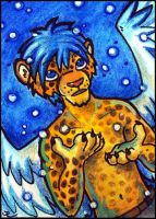 ACEO - Autumn Sunrise by jrtracey