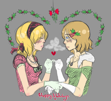 APH Holiday Picture by Its-All-In-Your-Head