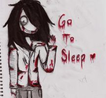 Go to sleep by cilisies