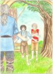 Thorin_Frodo_Bilbo_Adad is back by EPH-SAN1634