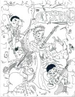 The Offspring by Loeobot