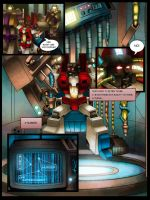 Inmate 9122-X Prologue page 3. by iennisita