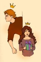 Once a King by MioneBookworm