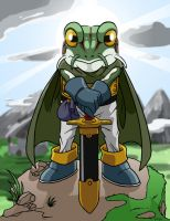 Frog by rongs1234