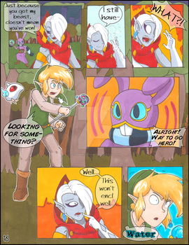 LDL Angel p16 by CyphonFiction