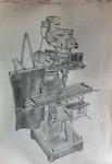 Milling Machine by ms24khan