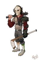 Casey Jones by WonderDookie