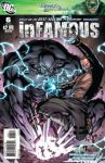 inFAMOUS DC comics issue 6 by Kayal97