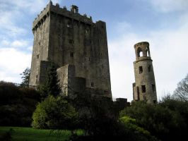 The Blarney Castle by zadapotata