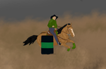 Chico Barrel Racing Entry 2 by Starcather9