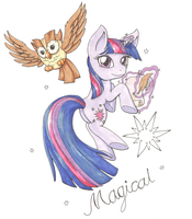 Magical Twilgiht by goomzz