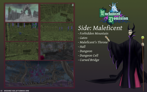 Enchanted Dominion, Side: Maleficent [DOWNLOAD] by redRevolutionnaire