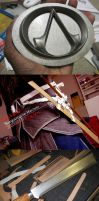 Assassin's Creed:Liberation- Aveline cosplay wips1 by fevereon