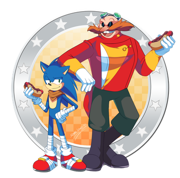 .:26th Anniversary:. by SonicWind-01