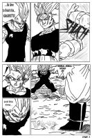 DB Battle of Titans  PAGE 1 by Gothax