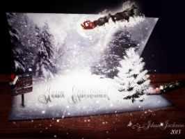 Christmas Card 2013 by Sakura060277