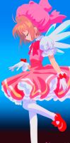 Sakura-card-captor by Daniel-Neku