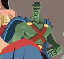 Superfriends Detail - MM by AndrewJHarmon