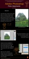 PS Tutorial 1 - Photo Filters by Tajun