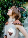 Eevee silver saint_crossover Pokemon Saint Seiya by AiridAndKaitoCosplay